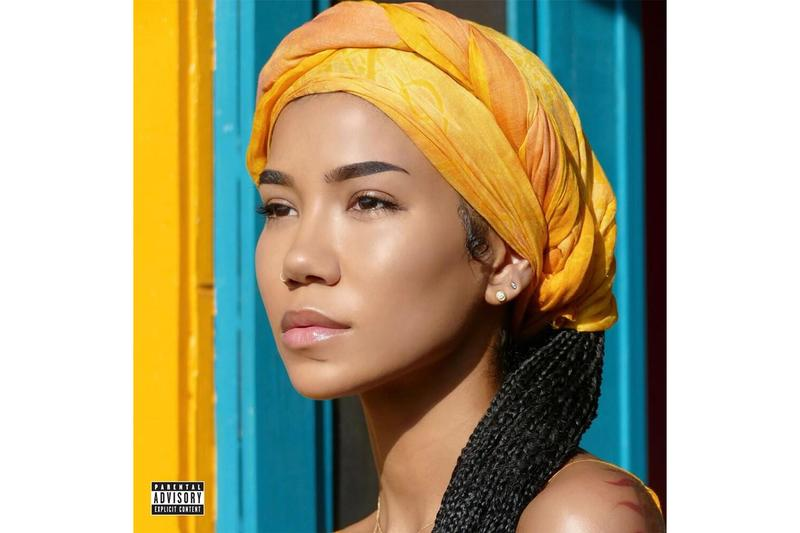 Jhené Aiko 'Chilombo' Album Stream R&B listen now spotify apple music Future, Big Sean, Miguel, Ab-Soul, H.E.R., Nas, John Legend, Ty Dolla $ign, and her father Dr. Chill