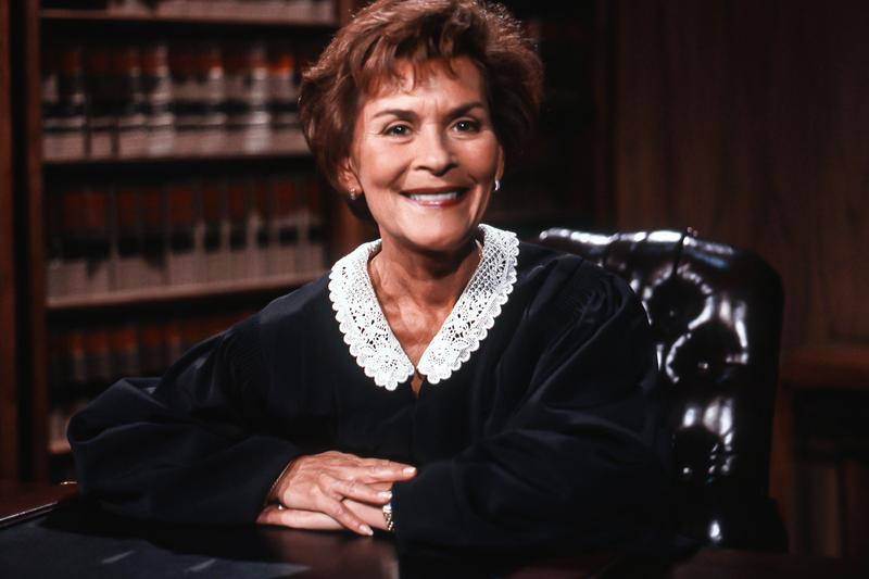 Judge Judy Coming to an End  tv shows CBS Judy Sheindlin daytime TV