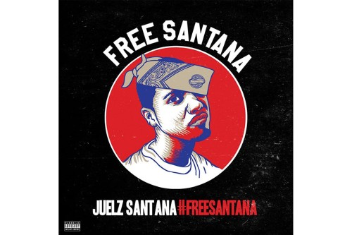 Juelz Santana's New '#FREESANTANA' Mixtape Features Lil Wayne, 2 Chainz & More