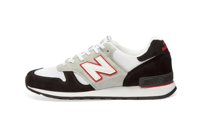 junya watanabe man new balance ml574 670 comp100 navy grey white black red