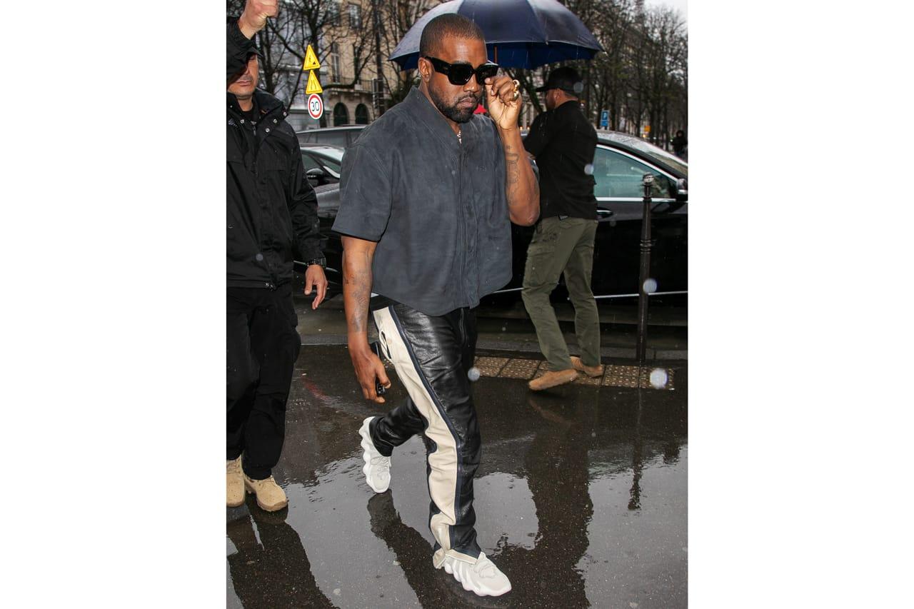 Kanye West Debuts YEEZY 451 Sneakers in