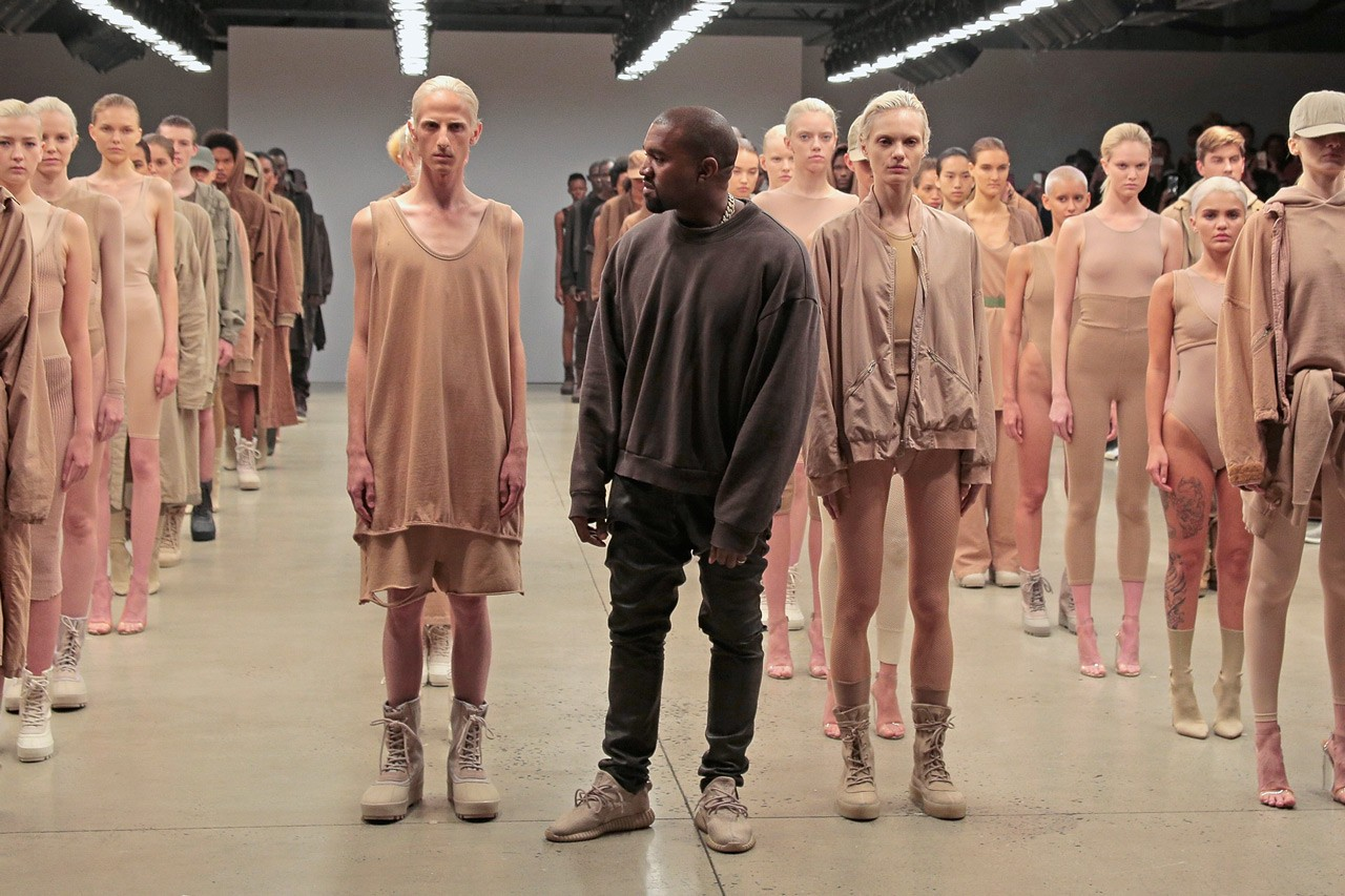 Kanye YEEZY Season 8 Invitation and