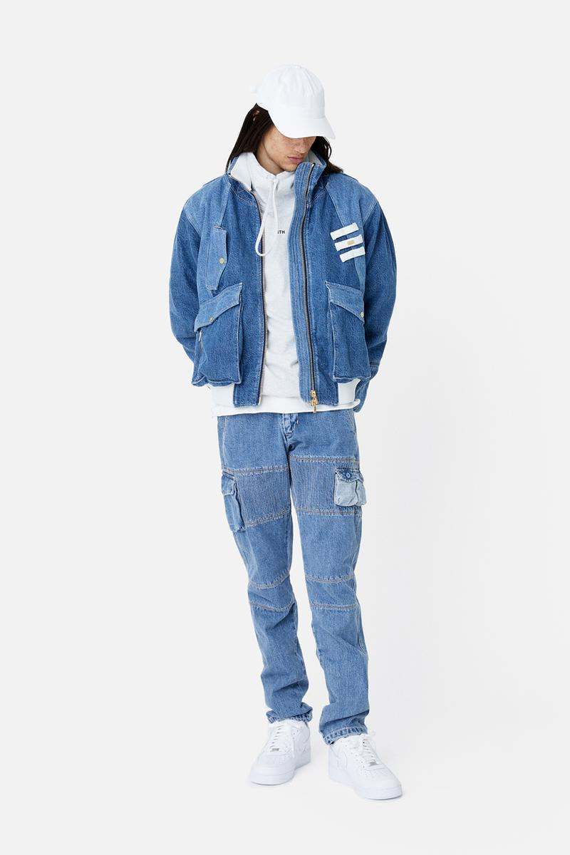 KITH Spring 2020 Collection Lookbook First Delivery 1 release date buy march 13 menswear converse chuck taylor all star