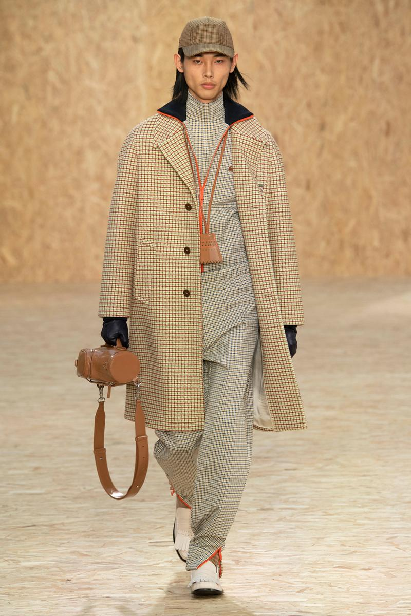 Lacoste Fall/Winter 2020 Runway Collection Blazers Jackets Blouses Trousers Crocodile Caddy Bags Jerseys L1212 Polos T-Clip Sneakers Vests Knitwear Caps