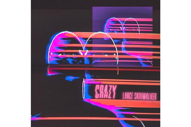 "Lance Skiiiwalker Covers Gnarls Barkley's ""Crazy"" TDE top dawg entertainment singer songwriter hip-hop funk jazz Amaire Johnson pyshedelic"
