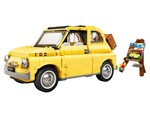 LEGO Celebrates the Iconic Fiat 500 in New Creator Expert Release