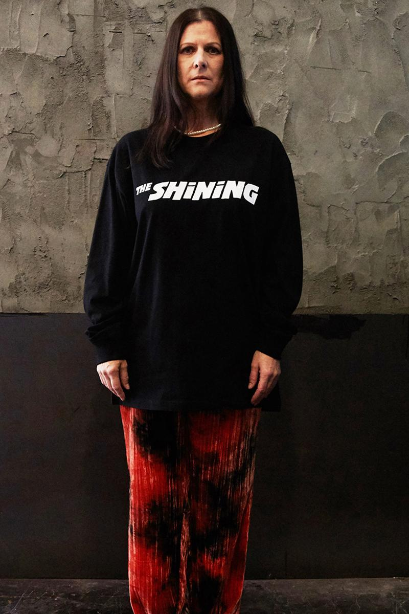 The Shining LMC 2020 Capsule lost management cities lookbook menswear streetwear stanley kubrick warner brothers 1980 film movies jack nicholson Mystery Psychological horror