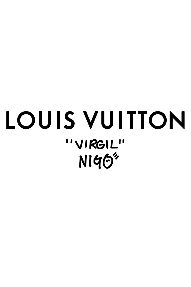 NIGO x Virgil Abloh Louis Vuitton LV² Collaboration lookbook collection pre fall 2020 release date info buy streetwear dead menswear Squared