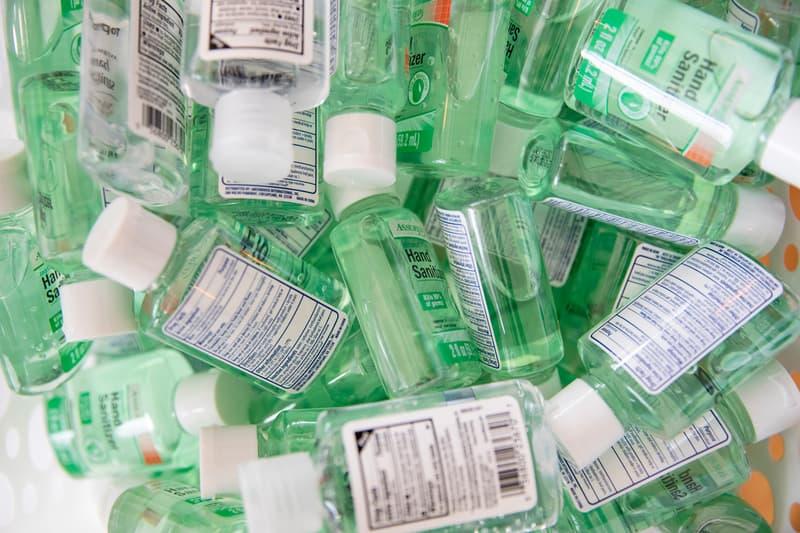 lvmh coronavirus perfume cosmetics hand sanitizer hydroalcoholic gel hospital authorities Assistance Publique-Hôpitaux de Paris
