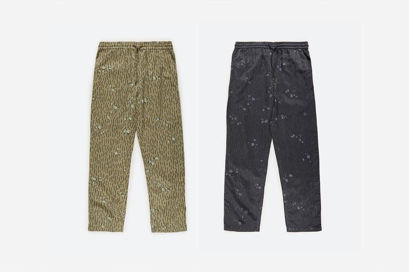 maharishi Neo Rain and Desert Rain DPM Collection Vietnam DBDU Rain military camouflage jackets overshirts lookbooks