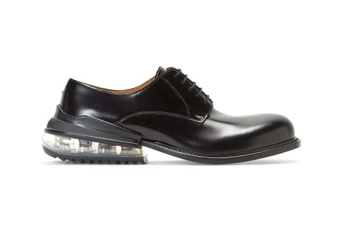 For Maison Margiela's Latest Bounce Sole Experiment, Classic Derbys