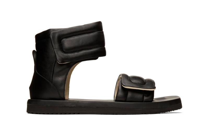 Maison Margiela Black & White Future Sandals Release Info Drop date price 201168M234206 SSENSE 201168M234207