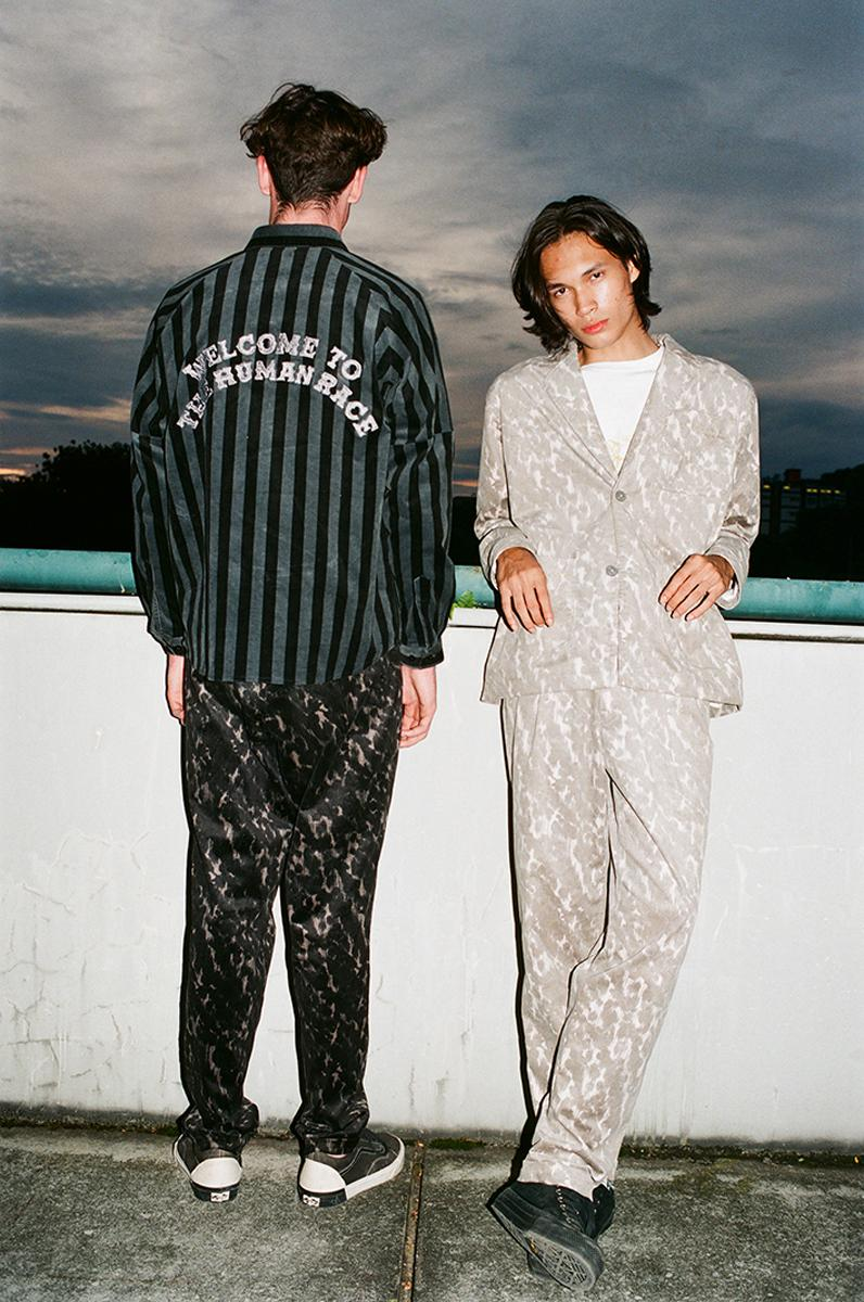 M.A.N.K.I.N.D Spring/Summer 2020 Lookbook Collection Bandung Indonesia Shirts Short Sleeve Button-Downs Tailored Suits Trousers Work Shirts Horses Tribes Horshoes