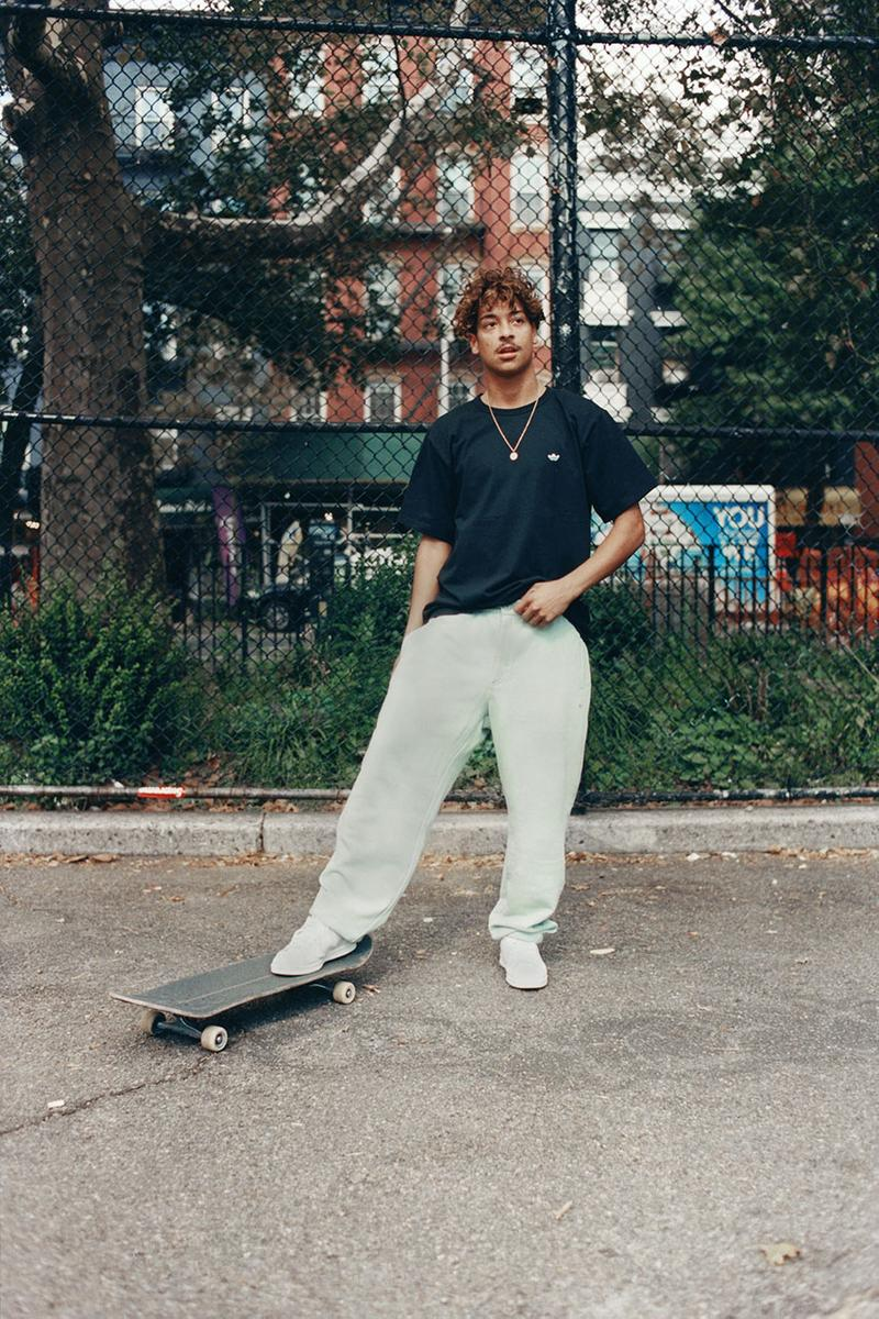 "Mark Gonzales x adidas Skateboarding ""Shmoofoil"" Collection Signature Line Superstar News Collaboration Apparel Sweaters Hoodies T-Shirts Swetapants Footwear Lookbook Release Information Gonz Quentin De Briey"