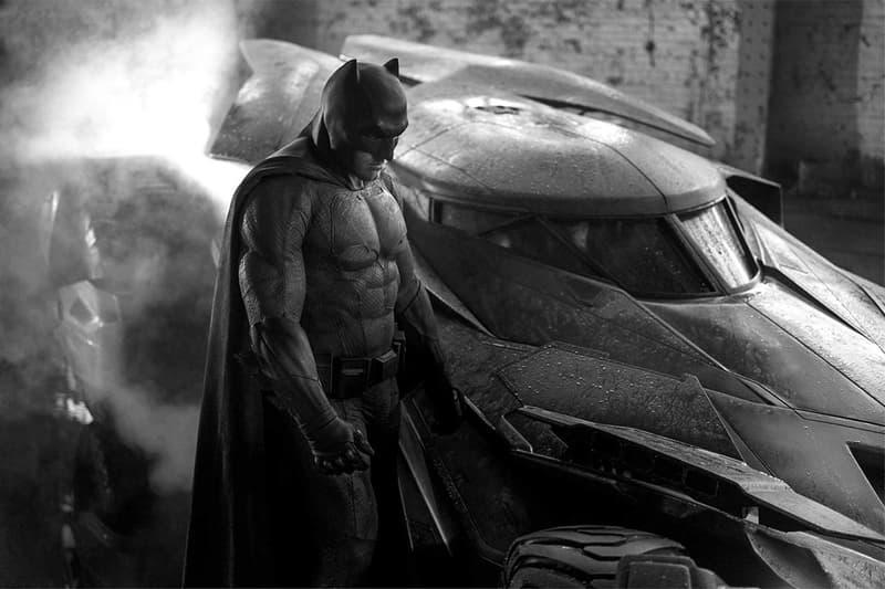Matt Reeves First Look Batmobile The Batman DC Comics Robert Pattinson Zoe Kravitz Colin Farrell Paul Dano Andy Serkis