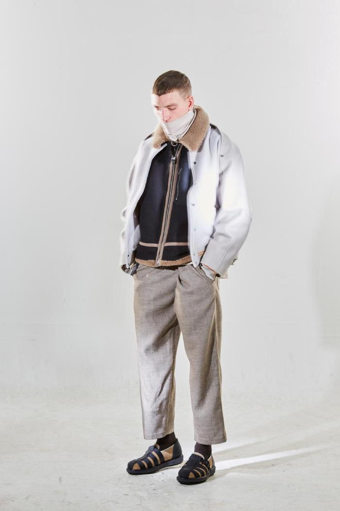 MEANSWHILE Fall/Winter 2020 Collection Lookbook fw20 japan menswear fw20