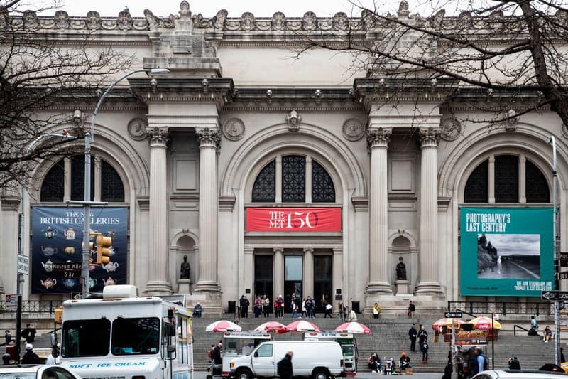 the metropolitan museum of art revenue loss coronavirus outbreak