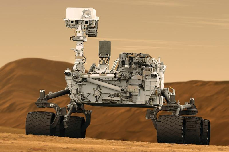 NASA 1.8 Billion Pixel Mars Photo Curiosity Rover space martian photography imaging