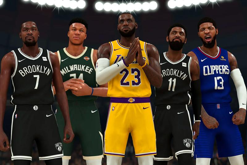 nba 2k 2k20 video game espn basketball players tournament charity kevin durant trae young hassan whiteside