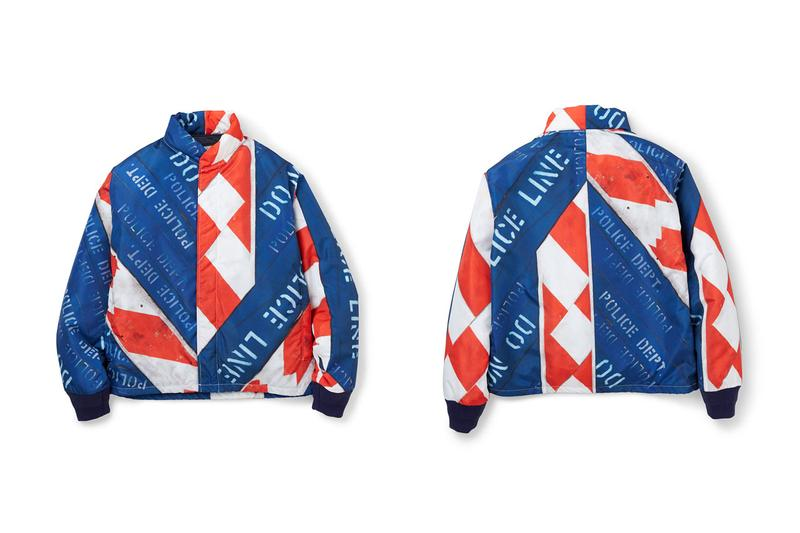 Kostas Seremetis x NEIGHBORHOOD Capsule Collection M-51 Coat Blouson Jacket Hoodies Long Sleeves Graphics Collages POLICE DPT. Blue Red White Black spring summer 2020 ss20