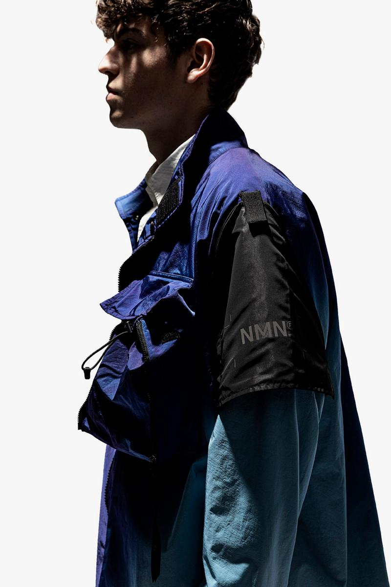 NemeN SS20 Collection Editorial, Interview HBX exclusive peter dahlgren spring summer 2020 menswear