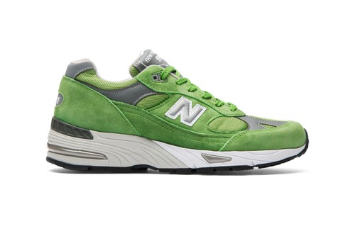 New Balance 991 Made in England Drops in Three More Colorways