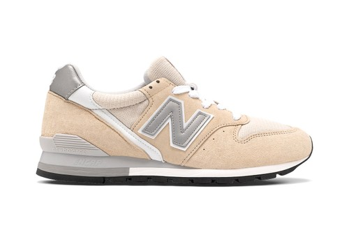 "New Balance Revamps the 996 in ""Tan/White"""