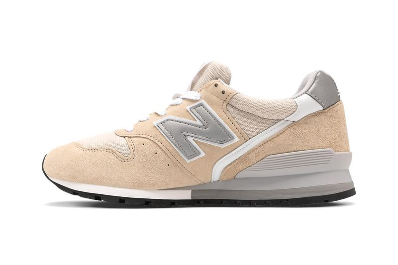 New Balance 996 in Tan white M996CRC sneakers shoes