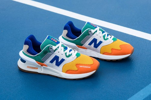 New Balance 997S Appears in Vibrant Multicolor Design