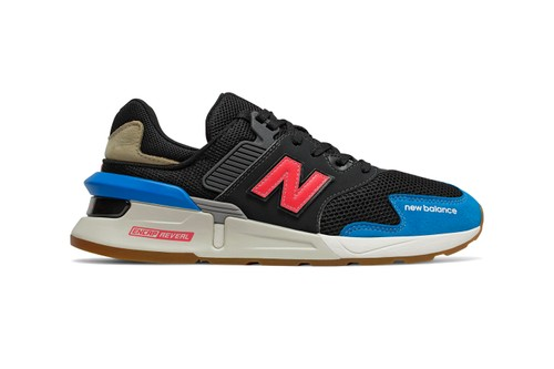 "New Balance Updates 997S With Understated ""Black/Neo Classic Blue"" Colorway"