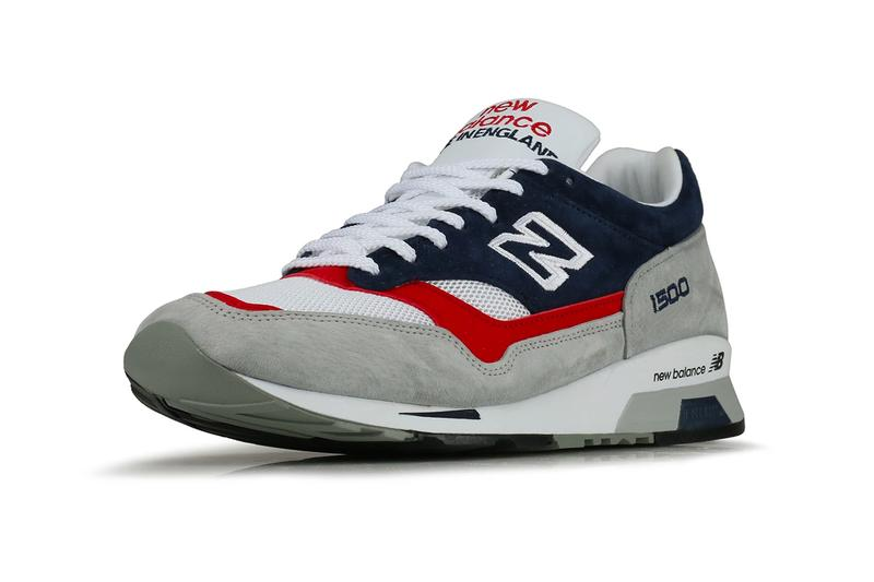 New Balance M1500GWR Gray Blue shoes Fearlessly Independent Since 1906 footwear sneakers menswear streetwear trainers runners kicks spring summer 2020 collection