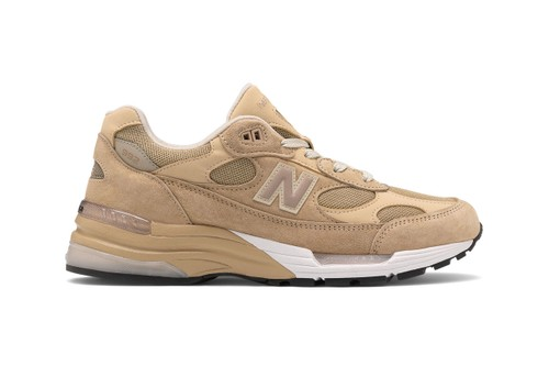 New Balance Releases Made in US 992 in Duo of Earthy Colorways