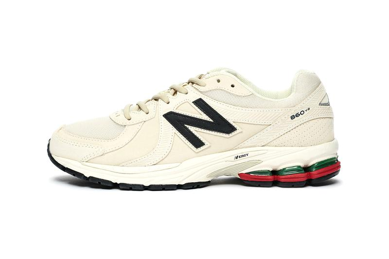 New Balance ML860 release information grey cream red white gucci colorway buy cop purchase sneakersnstuff Ml860xg Ml860xh