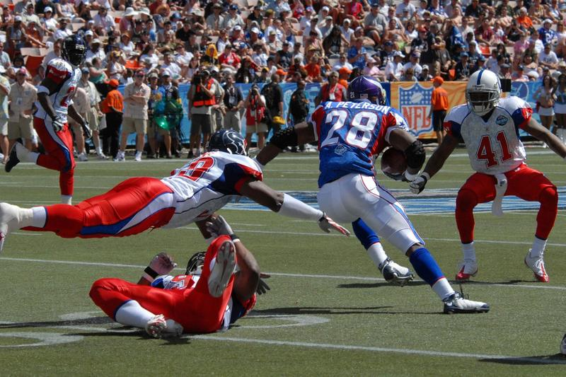 NFL Stops Player Suspensions for Marijuana Tests