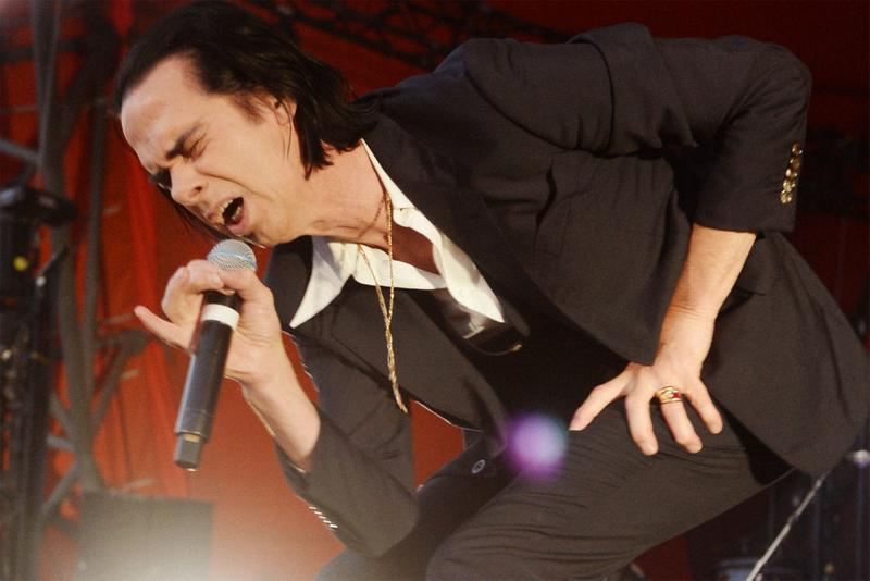 Nick Cave Discusses Not Changing Problematic Lyrics Bad Seeds Australia Rock n Roll RocknRoll HYPEBEAST Album Stream Listen Watch