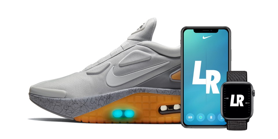 "Nike Adapt Auto Max ""Motherboard"" Releases For Air Max Day"