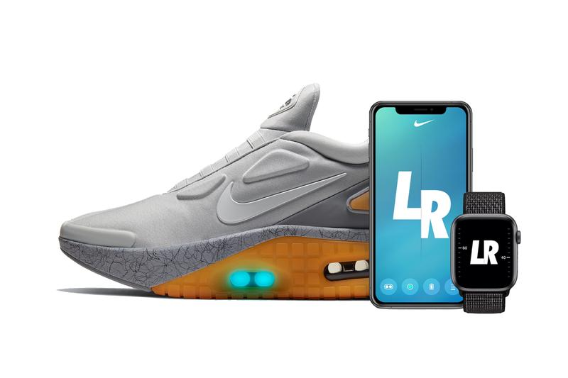 nike adapt auto max motherboard power lacing grey fog particle laser orange white CW7304 001 air max day japan release date info photos price