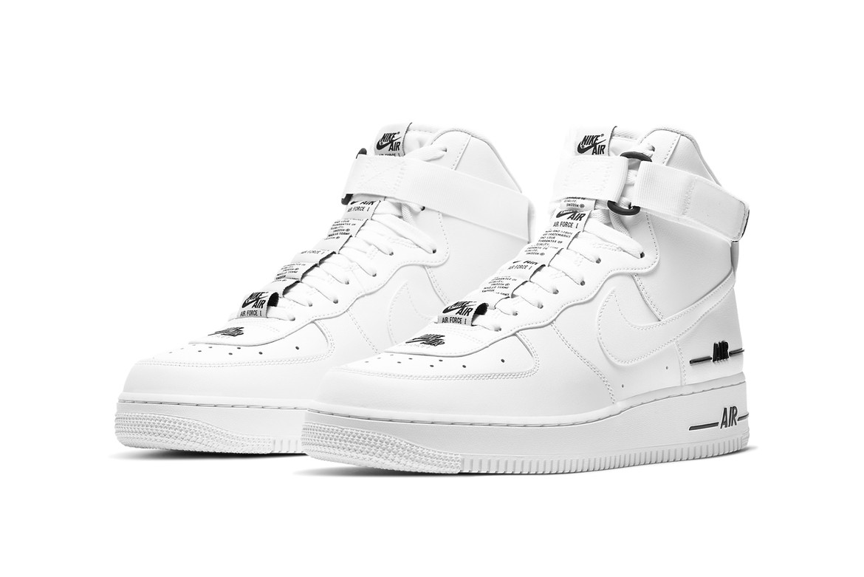 si Llevar Más allá  Nike Air Force 1 High '07 LV8 3