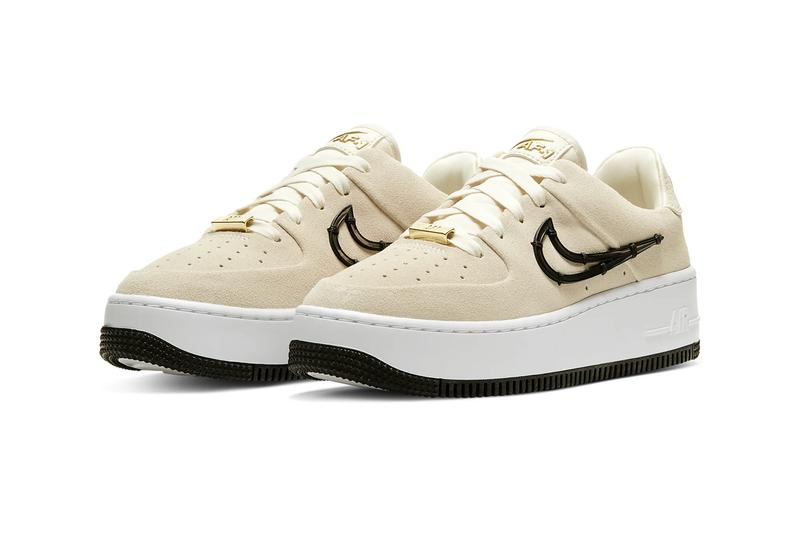 Nike Air Force 1 Sage Low LX Light Cream Release CI3482-200