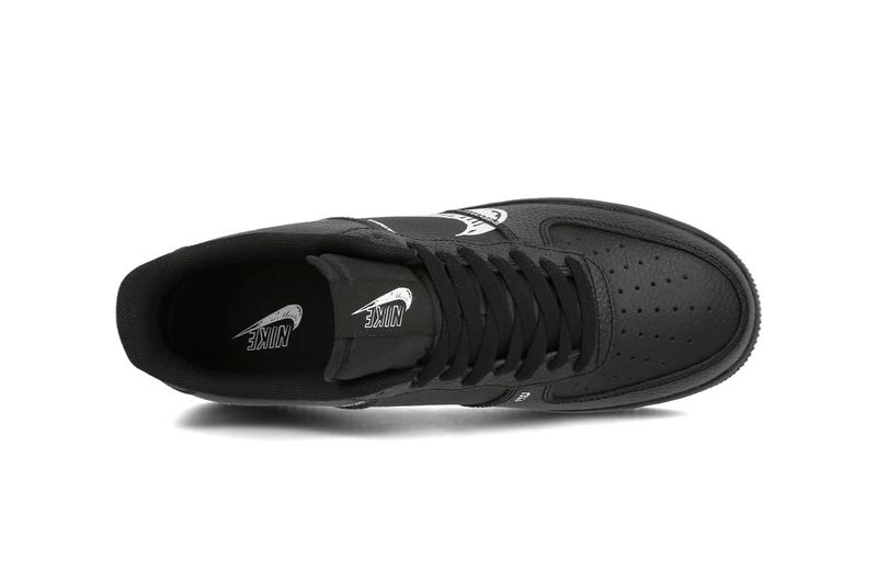 nike sportswear air force 1 low sketch black white CW7581 001 release date info photos price