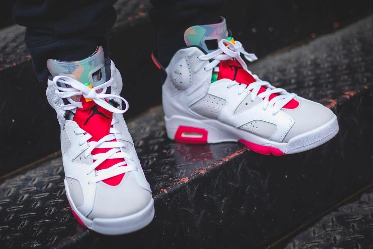 Nike Air Jordan 6 \