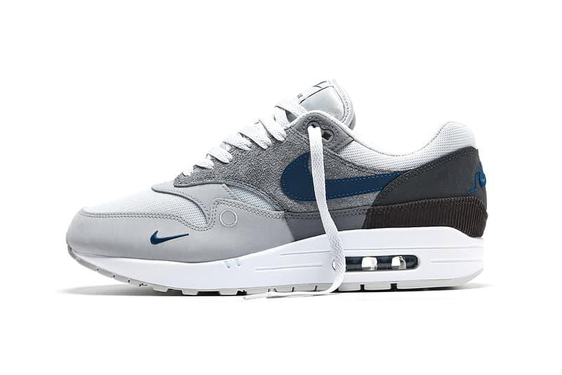 compromiso Tectónico Tahití  Nike Air Max 1