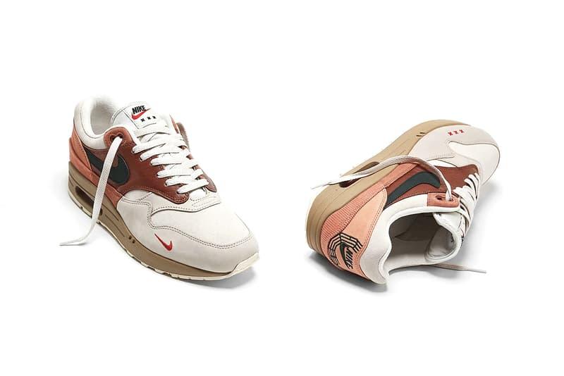 Nike Air Max 1 london amsterdam release information buy cop purchase white grey valerian blue red khaki peach CV1638-200 cv1639-001 end.