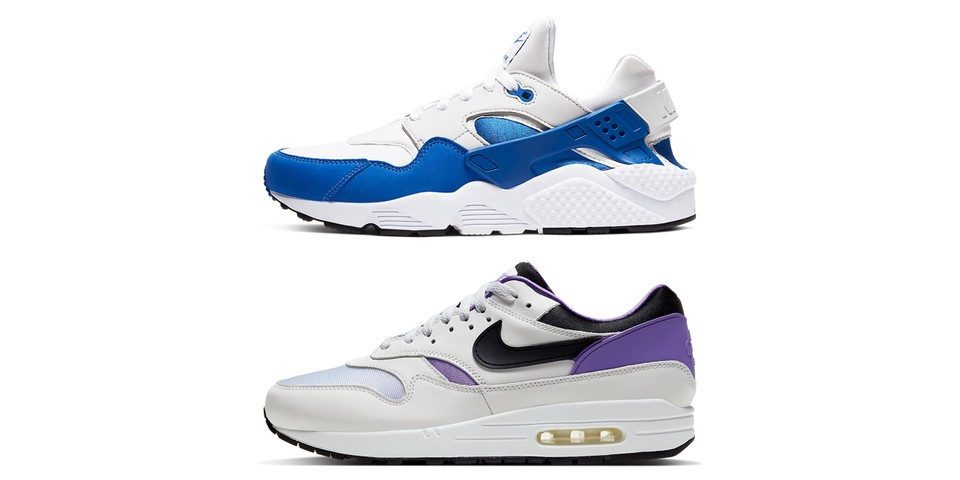 Nike Continues DNA Series With New Air Max 1 and Huarache