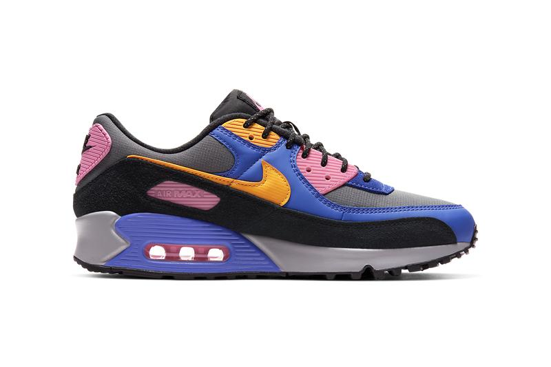 nike air max 90 acg persian violet pollen rise CN1080 500 200 acg release date info photos price
