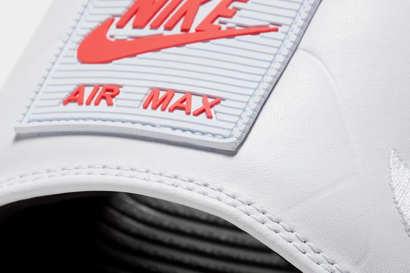 nike sportswear air max 90 slide sandal black chile red white BQ4635 003 release date info photos price