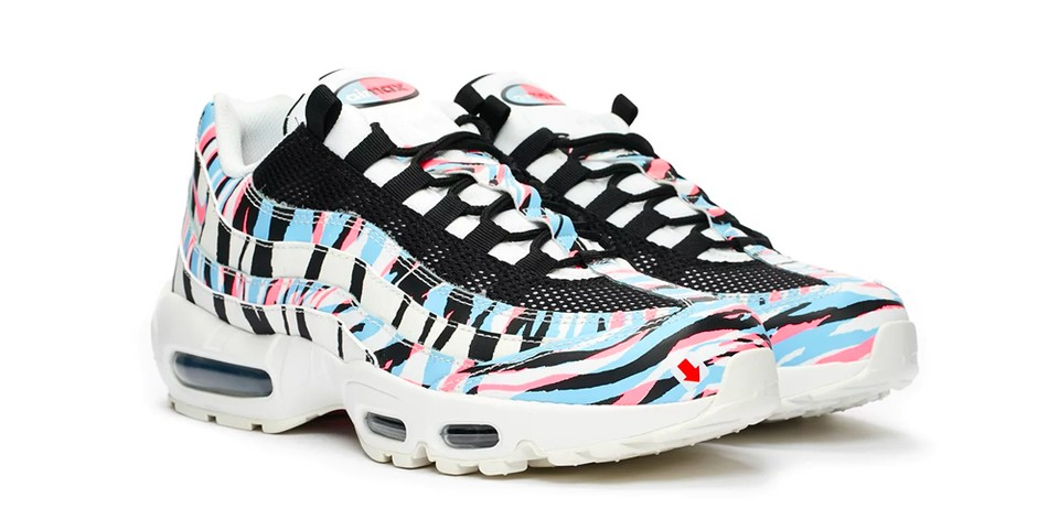 Nike Revamps the Air Max 95 With Tiger Stripes