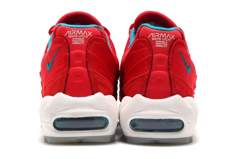 nike air max 95 utility mt fuji university red bright spruce blue white ct3689 600 release date info photos price