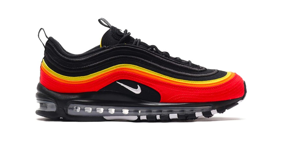 Nike Air Max 97 Chile Red Magma Orange Release Info Hypebeast