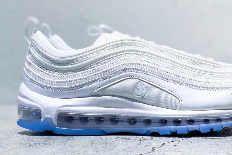 Nike Air Max 97 White Flame Ice Blue Release Info Hypebeast